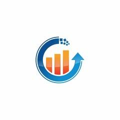 Chart Finance Marketing