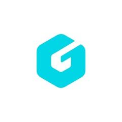 G initial logo