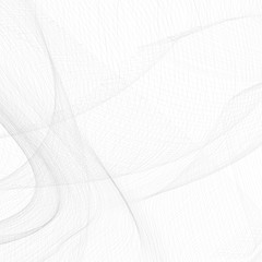 Grey tangled abstract background for design