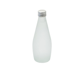 bottle on a white background