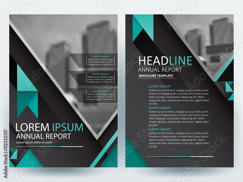 Business Brochure Cover DesignBrochure Template Layout Template
