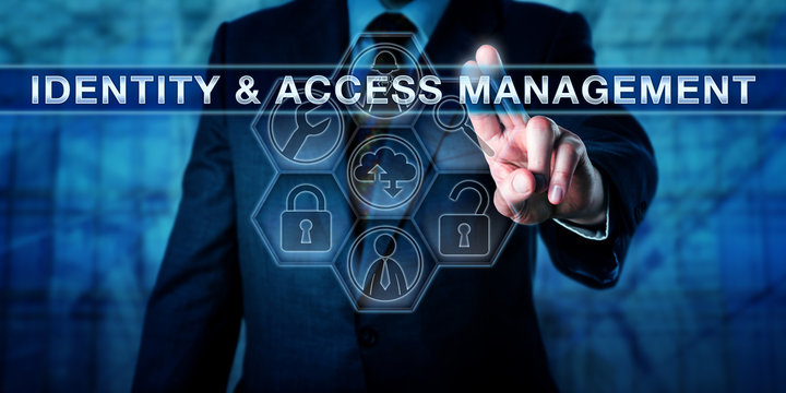 Manager Pushing IDENTITY & ACCESS MANAGEMENT