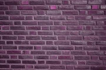 Search photos by mariavu for Purple brick wallpaper