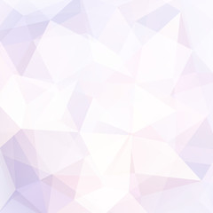 Background made of triangles.