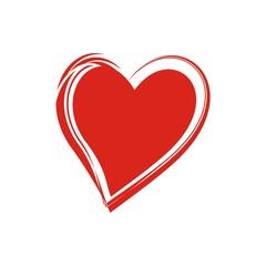 vector symbol love