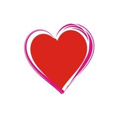 love symbol vector