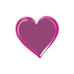 symbol love vector