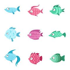 Fantastic Fish Set