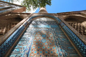 mosquée, Natanz