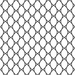 Geometric delicate simple seamless pattern