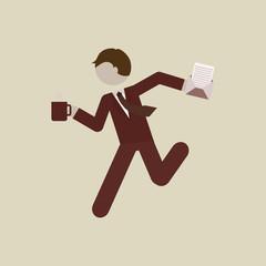 businesspeople avatar design
