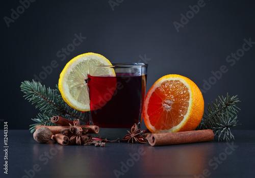 Новогодний коктейль бесплатно