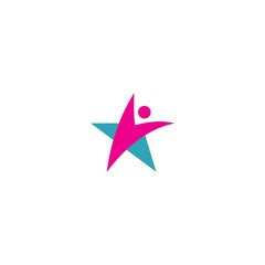 star man logo