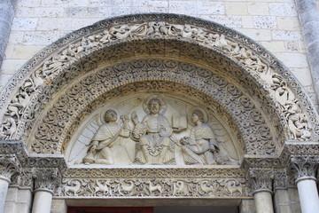 Angoulême - La Cathédrale Saint Pierre d'Angoulême