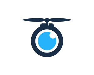 Drone Fly Logo