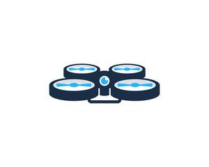 Aerial Pro Drone Logo