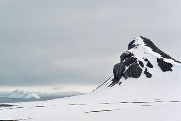 Beautiful mountain in Antarctica!