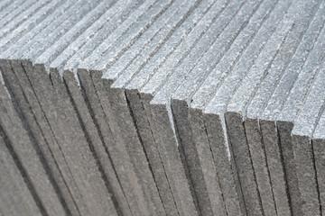granite texture in construction site