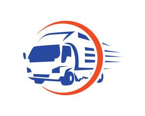Delivery Logo Symbol - Retail Truck Association