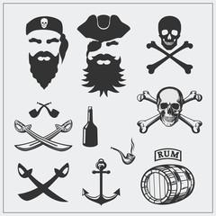 Pirate set.