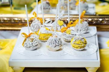 Handmade Cake Pops