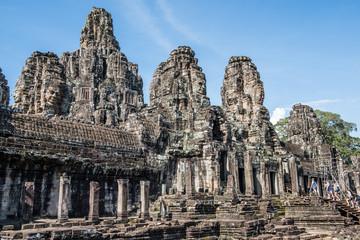 Prasat Bayon in Cambodia