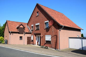 Schaumburger Brinksitzerhaus