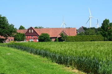 Bauernhof in Probsthagen