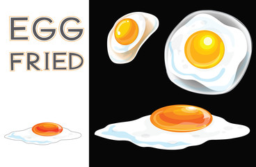 egg fried