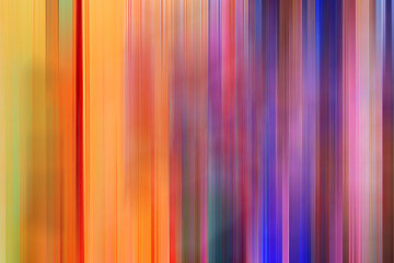multicolored blurred abstract background texture with horizontal stripes. glitches, distortion on the screen broadcast digital TV satellite channels