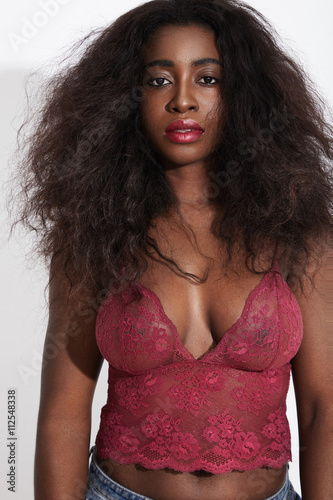 c29aa6d0b99 black woman wears sexy underwear