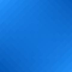 Vector blue geometric mosaic background
