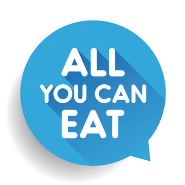 All you can eat label vector