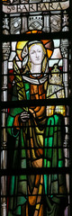 Stained Glass - Saint Barbara