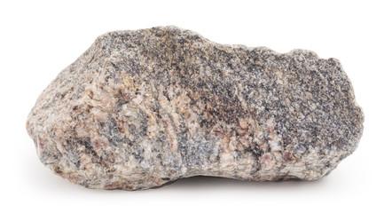 Large stone.
