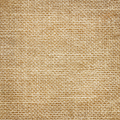 sack texture background.
