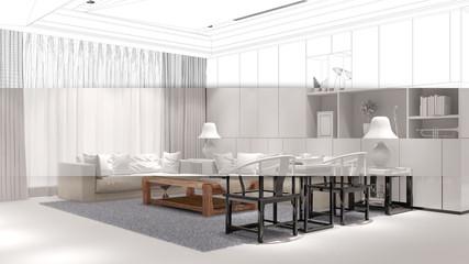 Wohnzimmer planen und einrichten