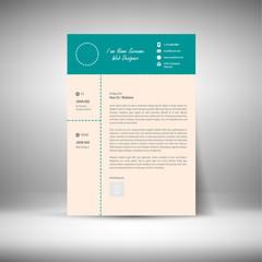 Cover Letter Design