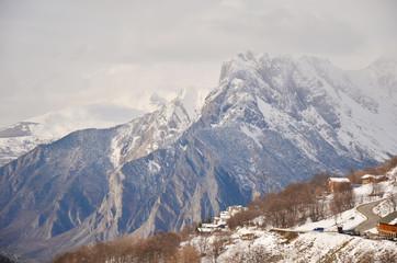 Domaine skiable de Valloire (Savoie)