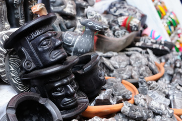 Capital city of Bolivia - La Paz, Witches Market