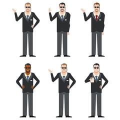 Set of FBI Agents