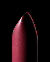 Close up of lipstick