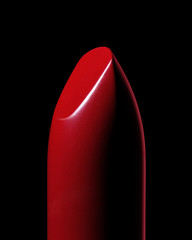 Close up of lipstick