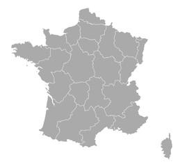 Map - France