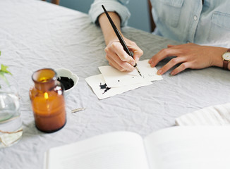 Invite being created with ink
