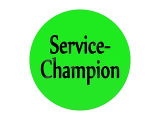 Service-Champion Word