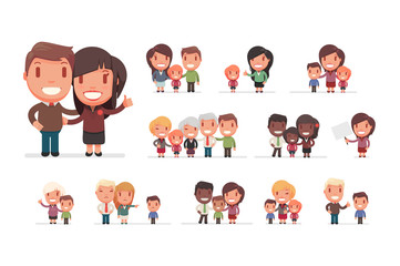 Family characters