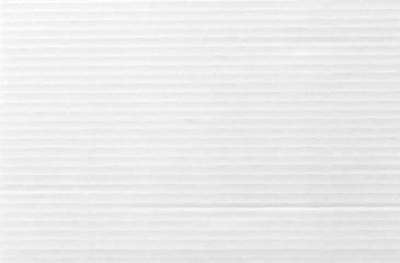 White cardboard texture