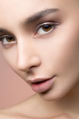 Women's makeup as an art