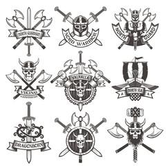 Viking logos